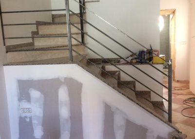 Barandilla de Escalera